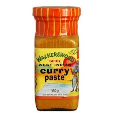 west indian curry paste 200g walkerswood west indian curry paste ...